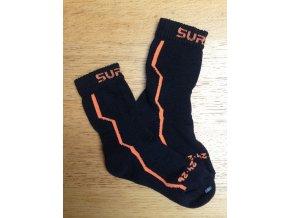 Surtex Dětské Sportovní merino ponožky