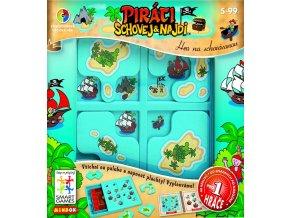 SMART Piráti - Schovej a najdi