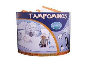Aladine Tampominos razítka - Polární zvířátka