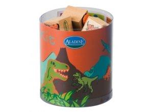 Aladine KIT 15 razítka - Dinosauři