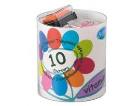 Aladine KIT Malé barevné polštářky - Vitamíny