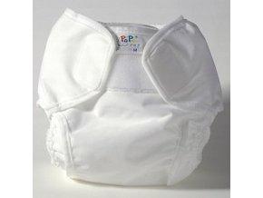 PoPoLiNi Polyesterky PopoWrap bílé