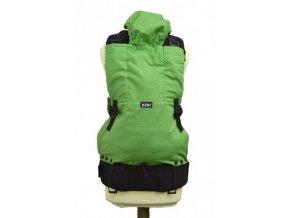 KiBi nosítko Zelené  + 1 pár návleků na nožičky či ručičky