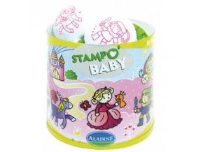 Aladine Babystamp razítka - Princezny