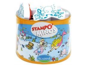 Aladine Stampominos razítka - Podmořský svět