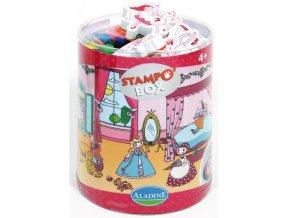 Aladine StampoBox XL - Princezny
