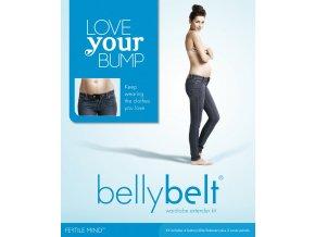 Belly Belt - sada extendorů pro oblečení
