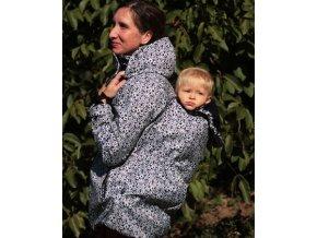 Adelay Softshellový nosící kabátek