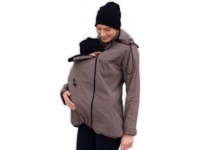 Jožánek STELLA 2 Softshellová bunda pro nošení / těhotenství
