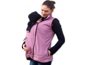 Jožánek SOŇA Softshellová vesta pro nošení / těhotenství