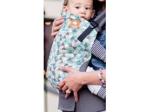 Tula Toddler EQUILATERAL  + Tula bambusová deka