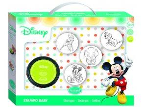 Aladine razítka DisneyBaby Mickey Mouse a kamarádi