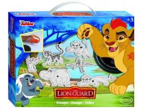 Aladine Disney kufřík s razítky - Lví hlídka