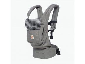 ERGObaby carrier Original Steel Plaid + DÁREK