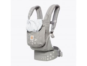 ERGObaby carrier Original Galaxy Grey + DÁREK