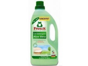 Frosch EKO Prací prostředek sensitive Aloe vera 1,5 l