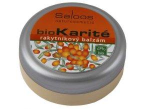 Saloos BioKarité rakytníkový balzám