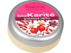 Saloos BioKarité balzám Granátové jablko