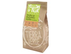 Tierra Verde vločky ze žlučového mýdla