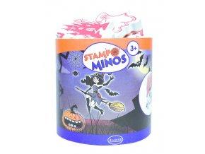 Aladine StampoMinos razítka - čarodějky/halloween