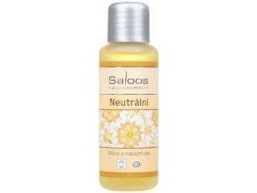 Saloos tělový a masážní olej Neutrální
