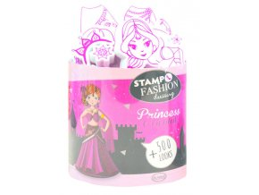 Aladine StampoFashion razítka -  Princezny z orientu