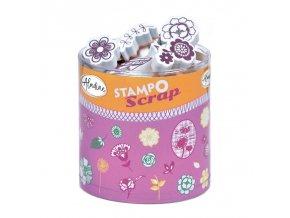 Aladine StampoScrap - Kytičky a ornamenty