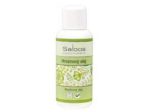 Saloos rostlinný olej Hroznový olej rafinovaný