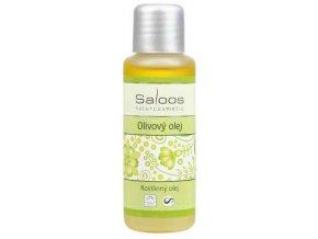 Saloos rostlinný olej Olivový olej