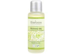 Saloos rostlinný olej Ricinový olej