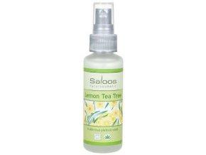 Saloos Květinová pleťová voda Lemon Tea tree