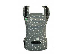MoniLu UNI START Stone Stars  + slintáčky MoniLu v designu nosítka