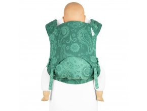 fidella flyclick plus baby carrier classic persian paisley jungle