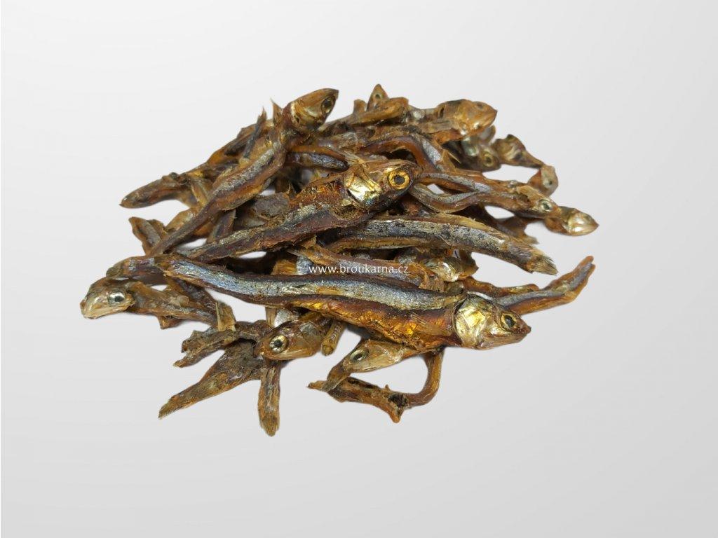 Sušené rybičky