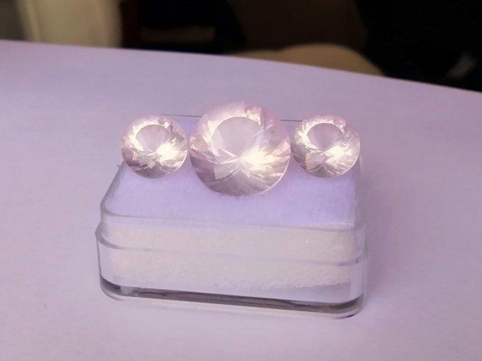 Růženín - šperkový komplet