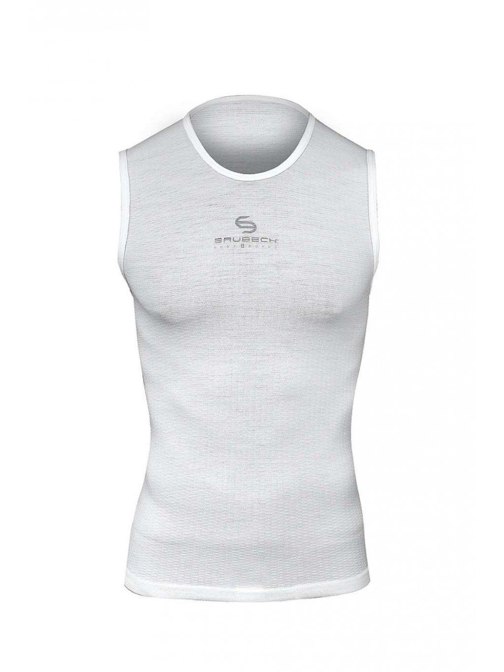 Brubeck UNISEX tričko 3D bez rukávů Multifunctional