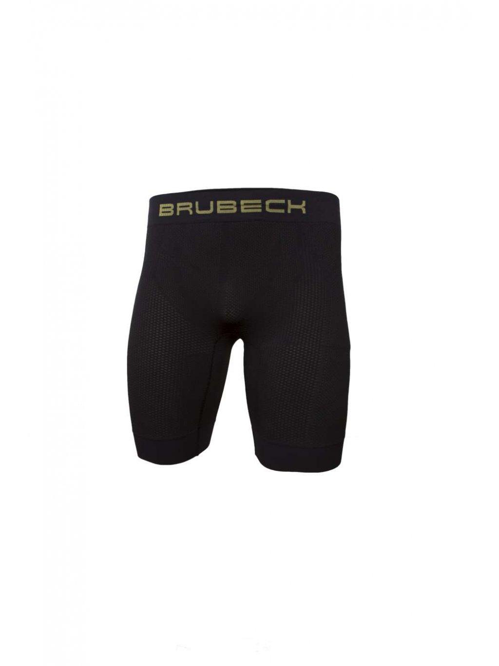 Brubeck pánské boxerky 3D Base layer PRO