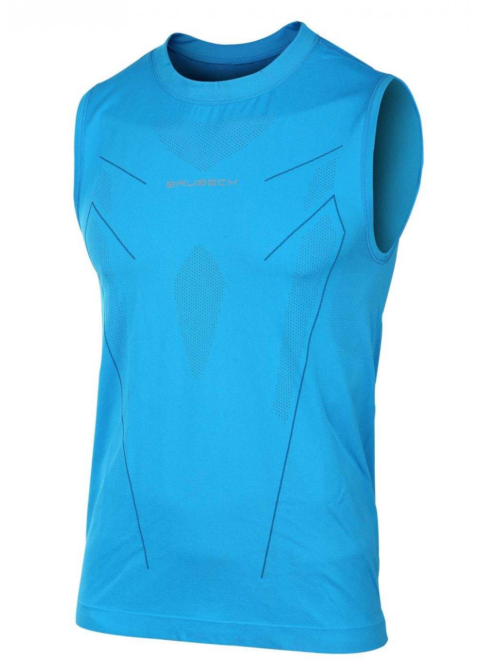 Brubeck pánské tričko bez rukávů Athletic - BRUBECK cfb6102d43