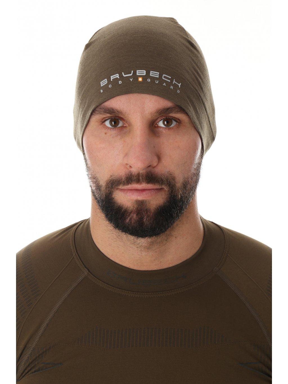 Brubeck merino čepice Ranger Wool