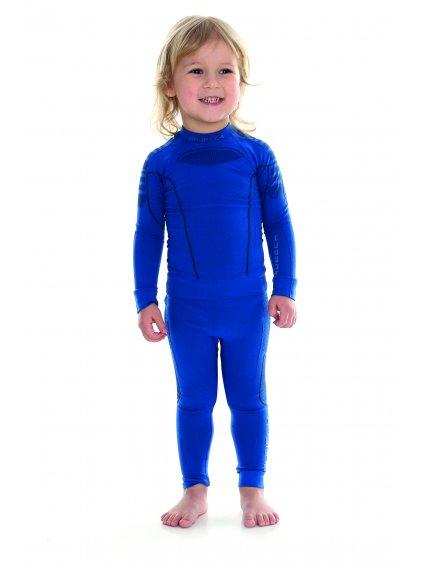 Dětské chlapecké tričko s dlouhým rukávem Thermo