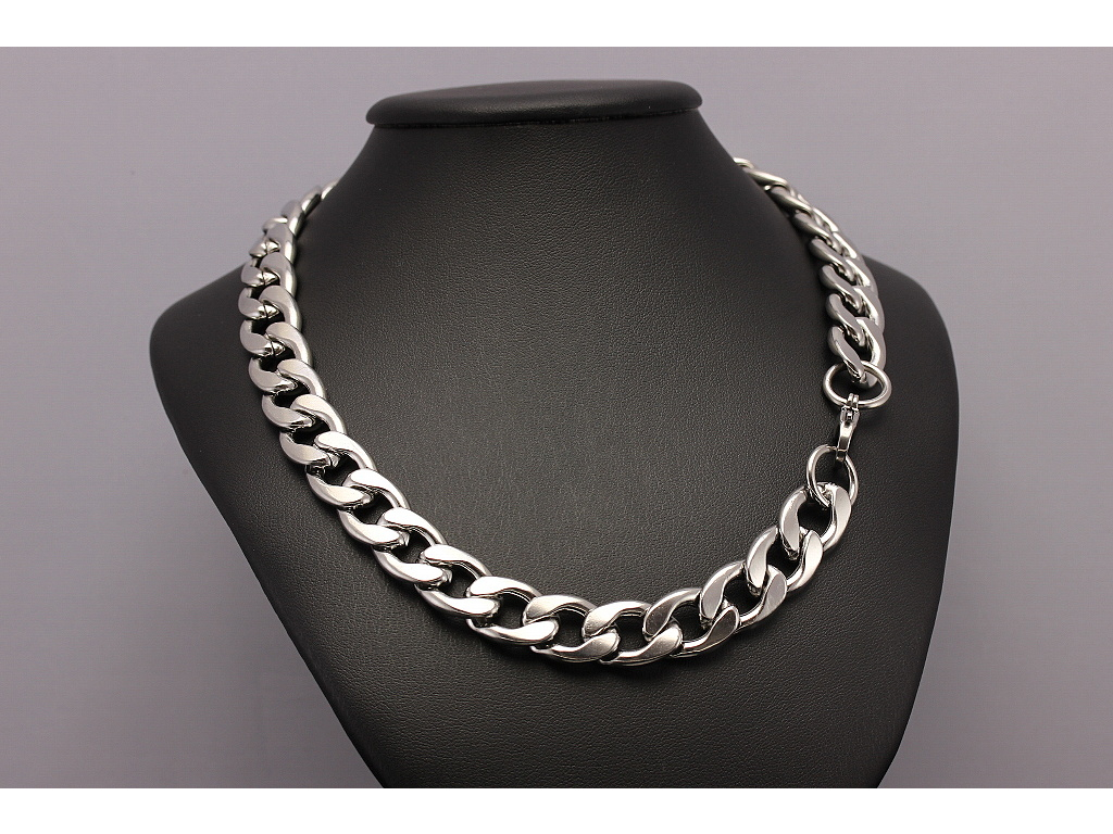 S0443 Řetěz z chirurgické oceli 60/1,3 cm - shodný s S2312