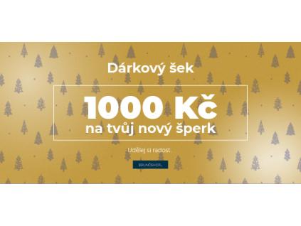 darkovy poukaz gold