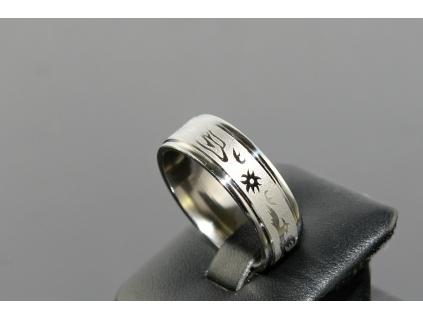 S1670 Prsten z chirurgické oceli