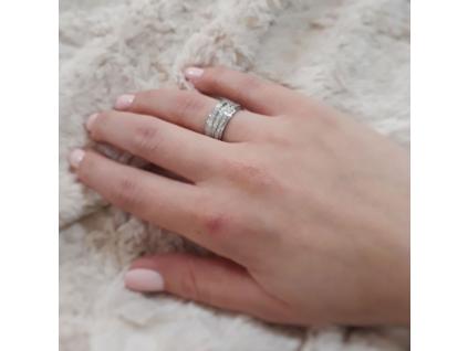 Snubni Prsteny Z Chirurgicke Oceli