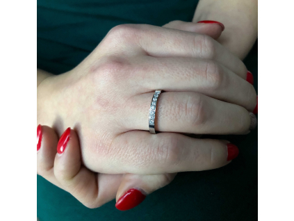 Zasnubni Prsteny Z Chirurgicke Oceli