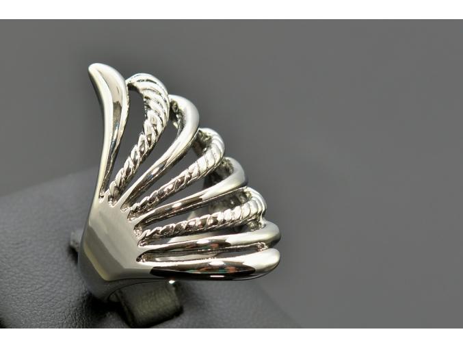 S1360 EXKLUZIVNÍ prsten z chirurgické oceli