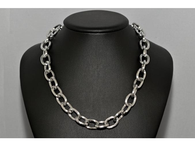 S0609 Odlehčený řetěz z chirurgické oceli 58cm