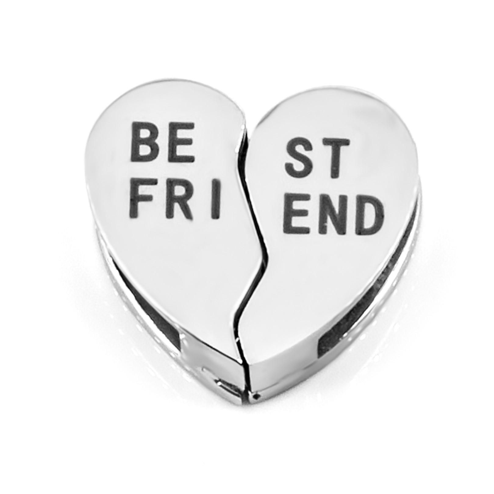 BRUNO Přívěsek na plochý náramek BEST FRIEND S3606