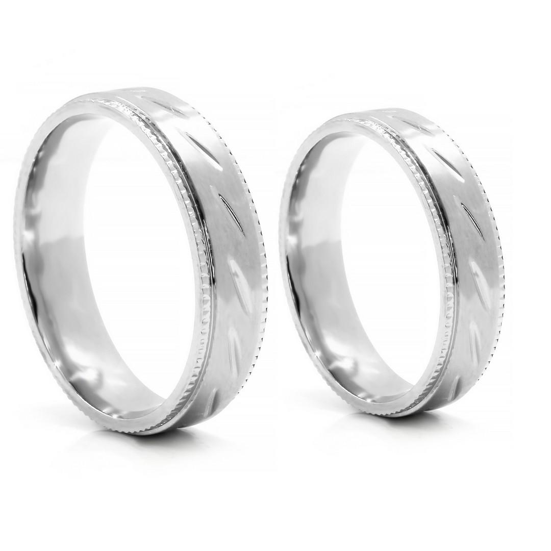 S1596 Prsten z chirurgické oceli Velikost: 7