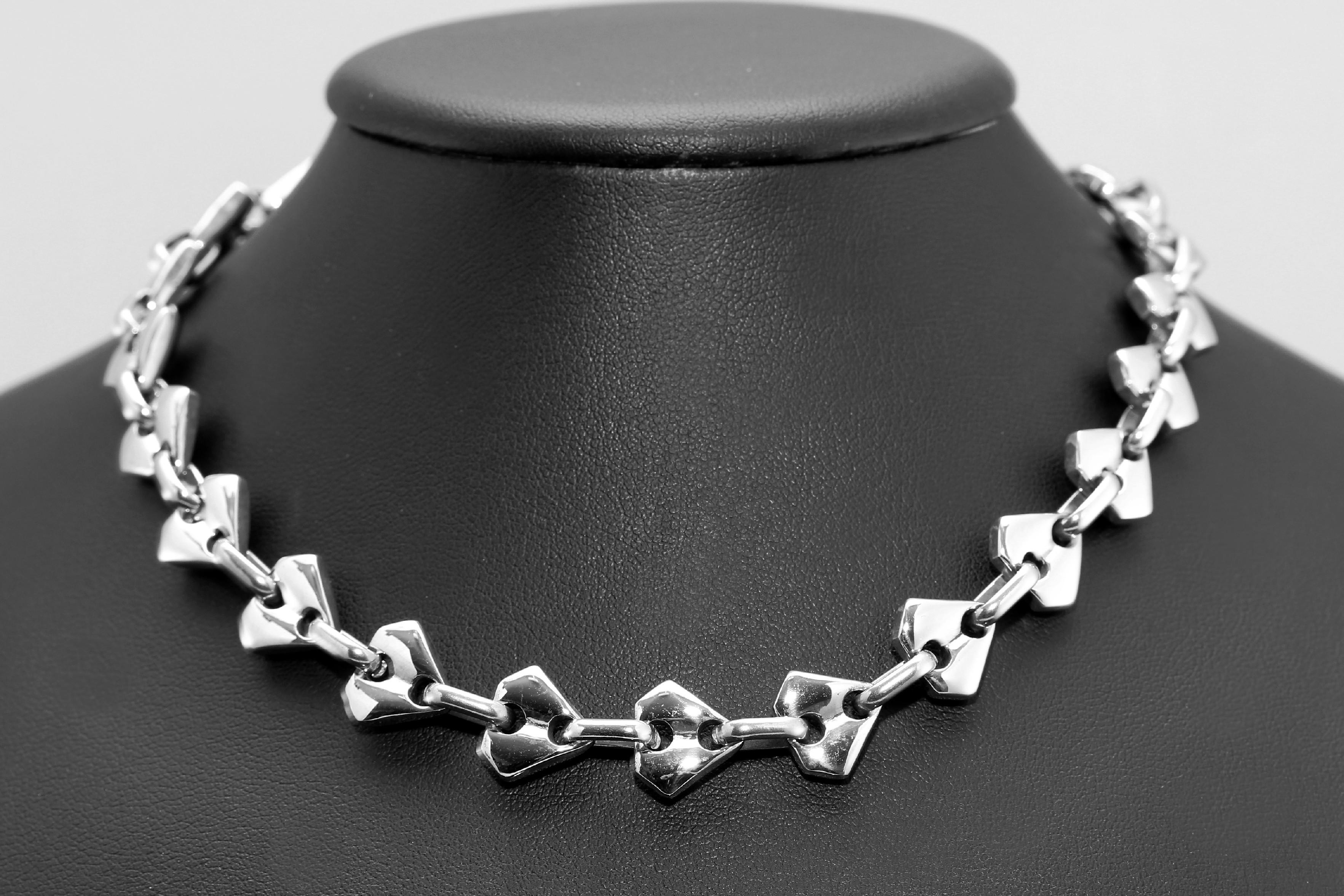 S2113 Řetěz z chirurgické oceli 55 cm
